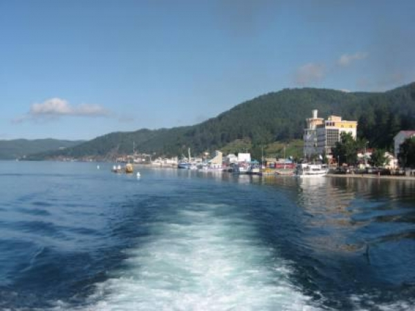 Pearls of Great Baikal: Circumbaikal Railway, Listvyanka village, Peschanaya Bay, Olkhon Island