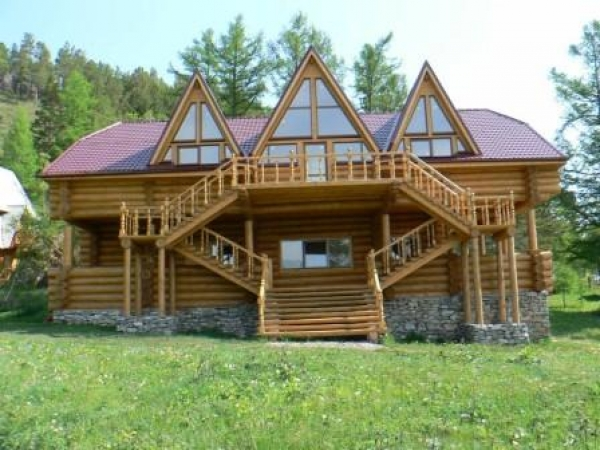 Tourist camp Pearl of Baikal