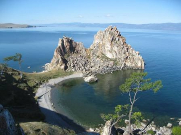 Olkhon Island - the heart of lake Baikal