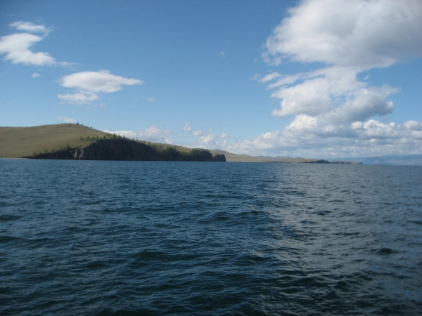 Cruise: Journey to Olkhon island