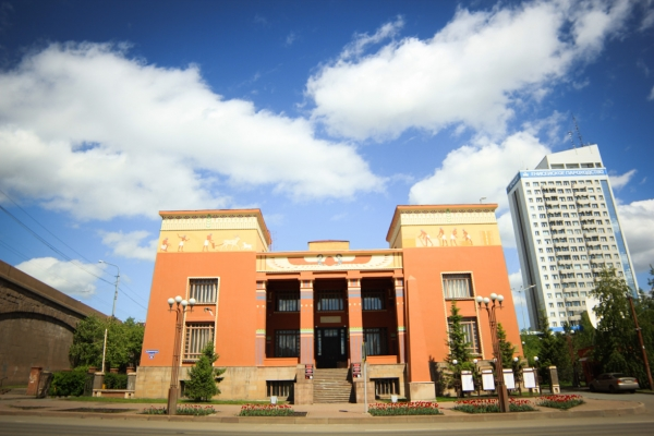 Excursion to the Krasnoyarsk Local Lore museum, 1,5 hours