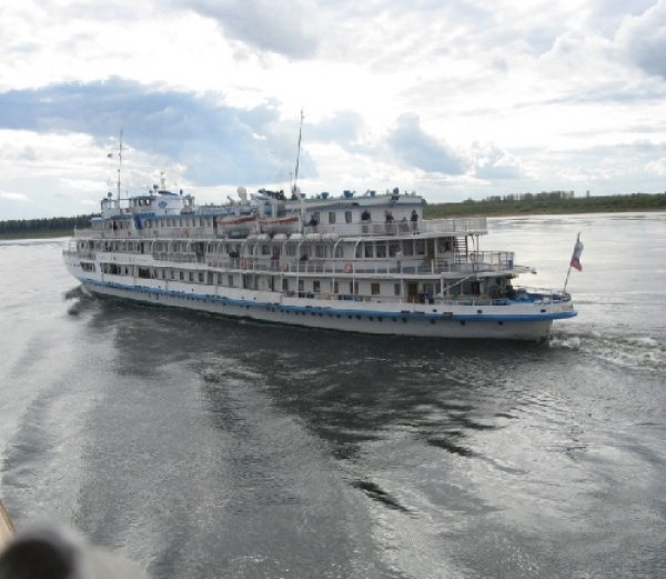 Cruise from Krasnoyarsk to Putorana Plateau and Norilsk