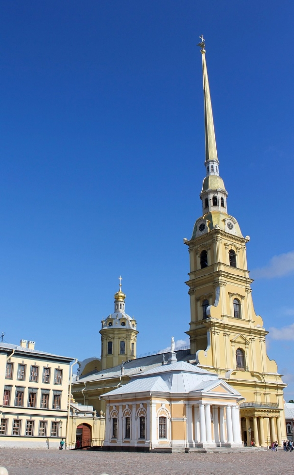 Peter and Paul Fortress, 2 hours