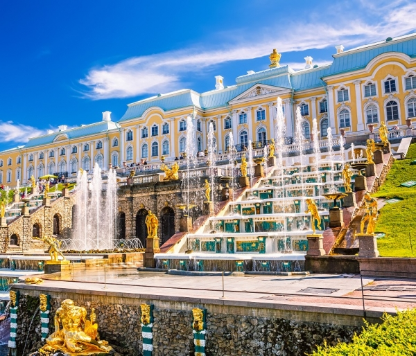 Peterhof, 5 hours
