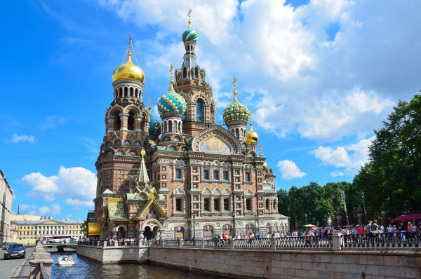 Сity tour of Saint Petersburg, 3 hours