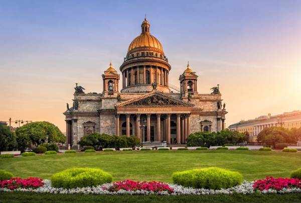 Saint Isaac Cathedral, 2 hours