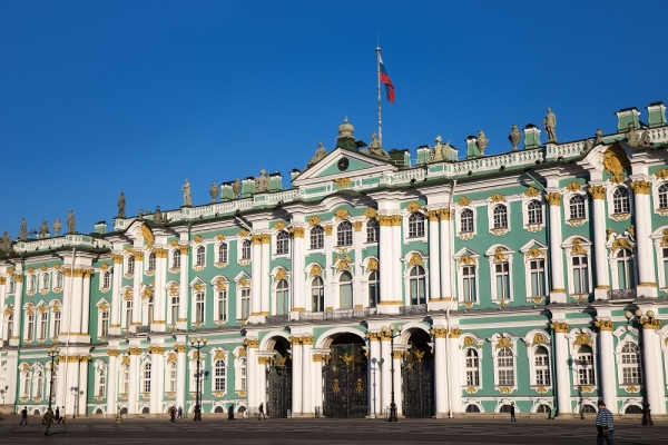 Hermitage Museum, 3 hours