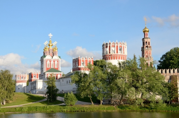 Excursion to Novodevichy Convent, 1 hour
