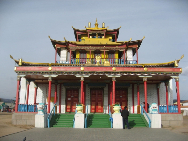 Excursion to Ivolginsky Buddhist Temple, 3 hours