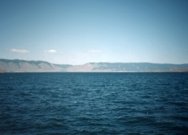 Sacred Sea - lake Baikal