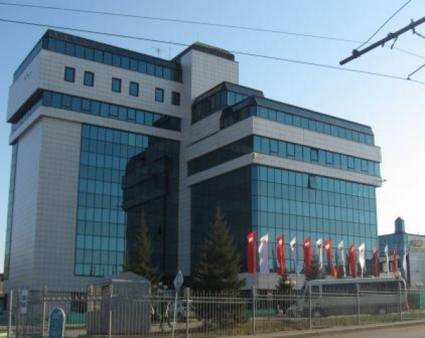 Hotel Baikal Business-Zentrum